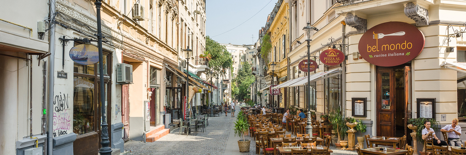 Bucharest center