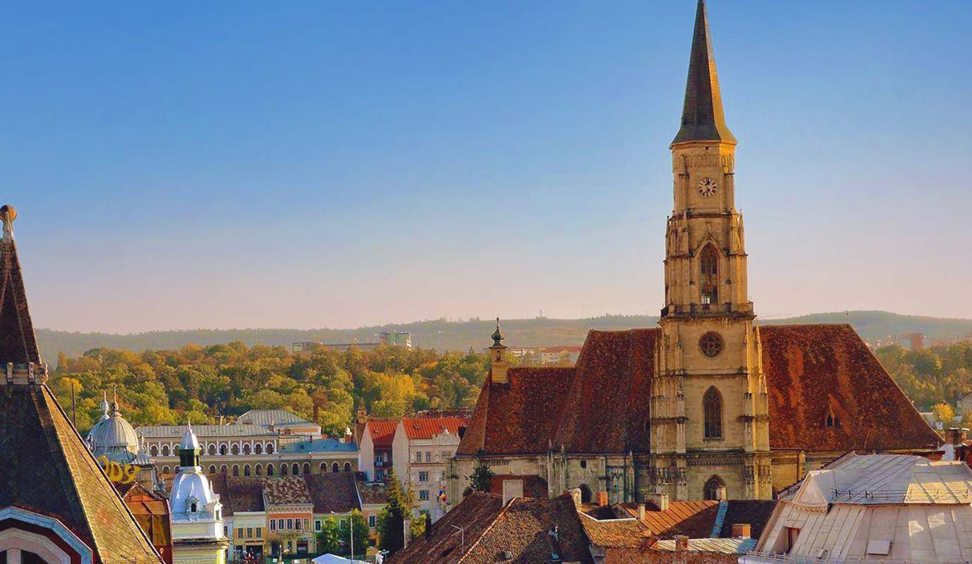 Places to go from Cluj