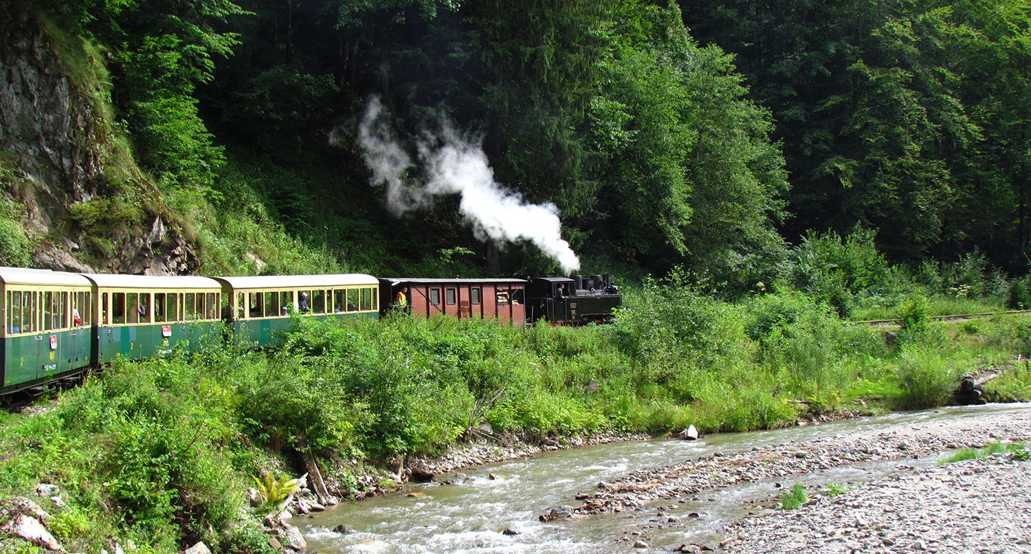 Oravita – Anina railway – The Semmering of Banat