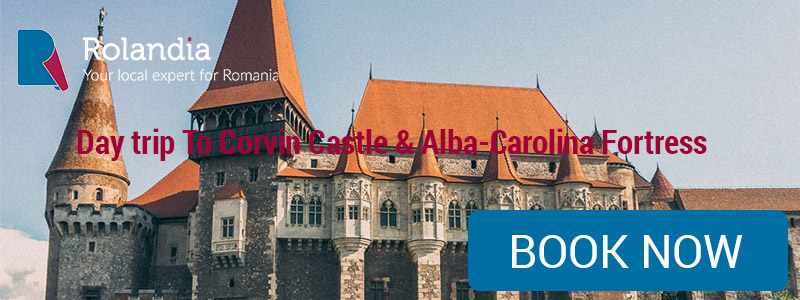 Private Day Trip to Corvin Castle and Alba Carolina Fortress