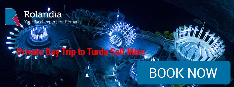 Private Day Trip to Turda Salt Mine