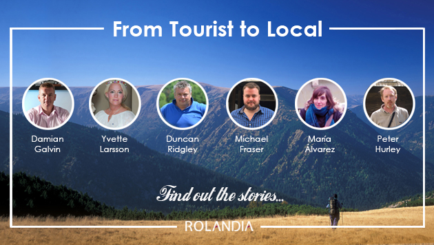 From Tourist to Local