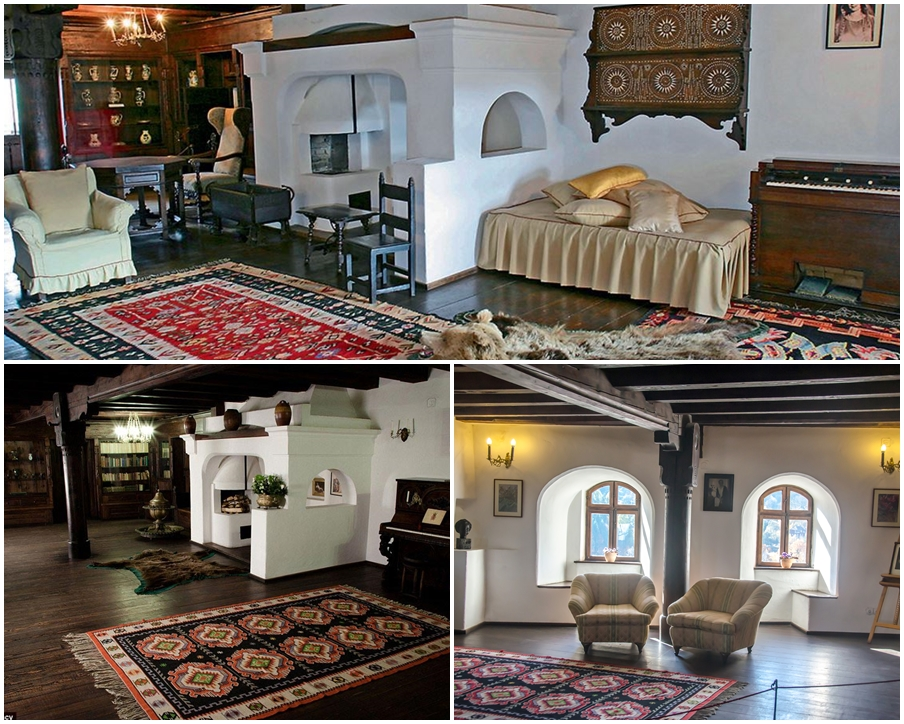 Bran Castle Rooms