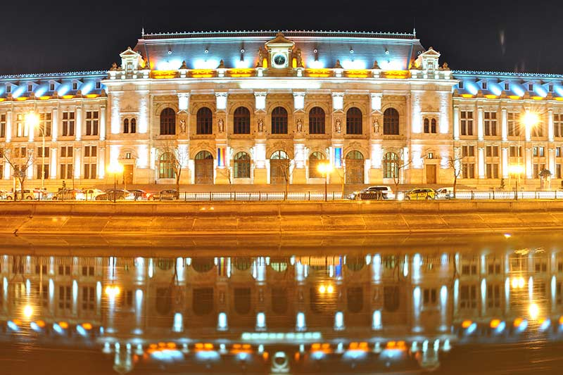 Bucharest Palace of Justice