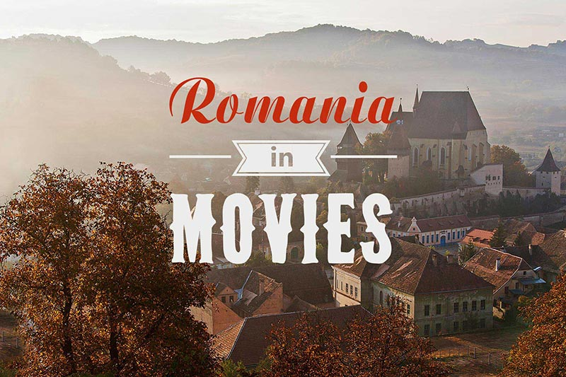 Romania in movies