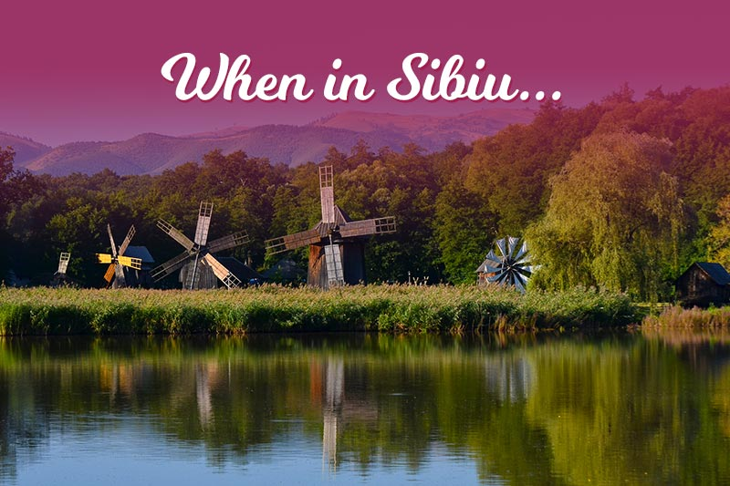 To do in Sibiu