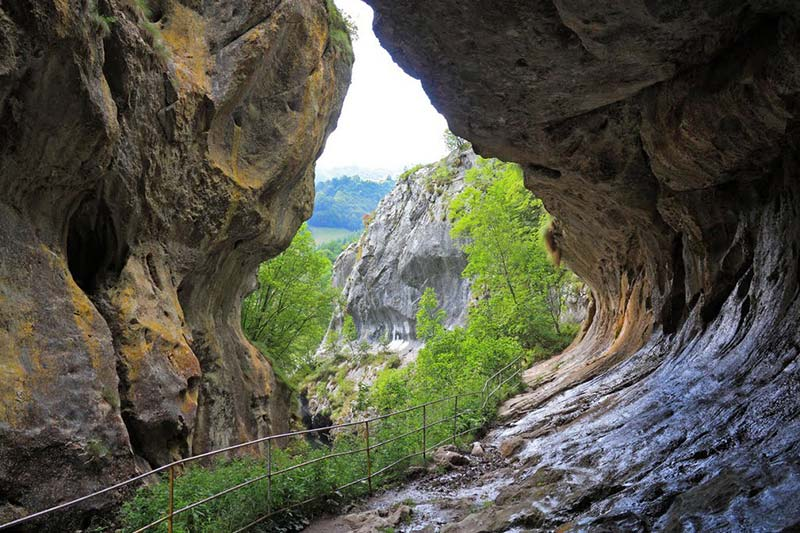 The largest natural park in Romania